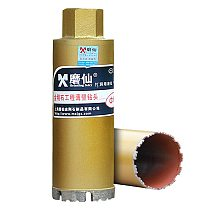 25-180mm Drill Bit Diamond Core Drill Bit M22 Interface Hole Saw Cutter Reinforced Concrete Marble Wall Dry Wet Water Drilling