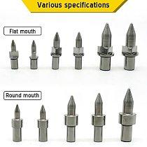 Thermal Friction Hot Melt Short Drill Bit M3 M4 M5 M6 M8 M10 M12 M14 Round/Flat Type ALI88