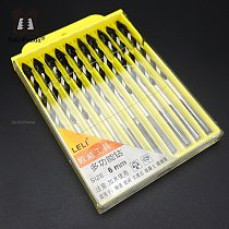 6mm Twist Spade Drill Triangle Hex Shank Drill Bits For Ceramic Tile Concrete Glass Marble Etc.
