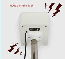 Reduce/decrease/cut down neighbor upstairs noise machine Noise Deadener/Sound eliminator/Silencer/Muffler NOISE strike back