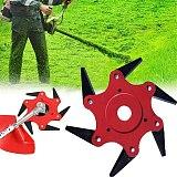 Blades Cutter Head Grass ,Trimmer Brush Weed Brush Cutting Hea,d Garden Power for Lawn Mower Tool Accessories