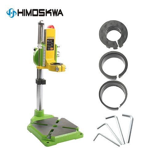 Electric power Drill Press Stand table for Drills Workbench Clamp for Drilling Collet 35 43mm 0 90 degrees ship from Russian