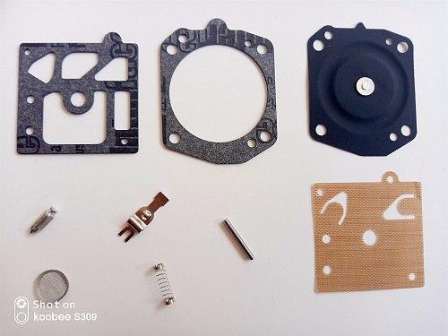 K10-HD Carburetor Carb Repair Rebuild Kit for Stihl Walbro 029 310 044 046 MS270 MS280 MS290 MS290 MS341 MS361 Chainsaw