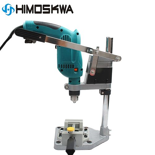 Electric Drill Stand Holding Holder Bracket Single-head Rack Drill Holder Grinder accessories for Woodworking Rotary Tool