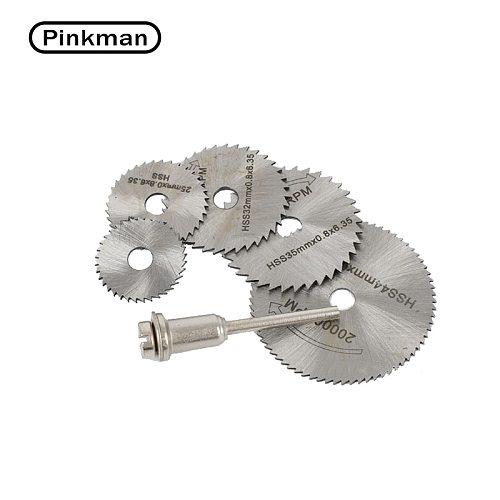 Pinkman HHS Cutting Disc Rotary Tools Cutting Wheel Mandrel Rod for Dremel Tools Accessories Dremel Discs