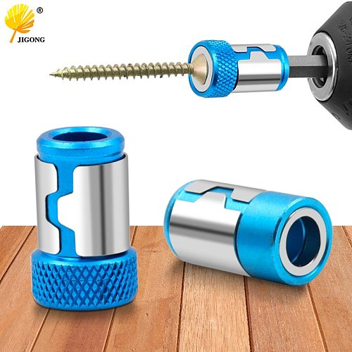 Universal Magnetic Ring Alloy Magnetic Ring Screwdriver Bits Anti-corrosion Strong Magnetizer Drill Bit Magnetic Ring