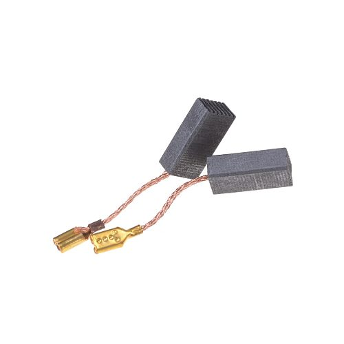 10Pcs/lot Graphite Copper Motor Carbon Brushes Set Tight Copper Wire for Electric Hammer/Drill Angle Grinder