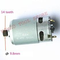 14 Teeth DC 12V  Motor Replace for MAKITA  629817-8 6270D 6227D 6270DWE 6271DWE 6271D 6270DWPE MOTOR