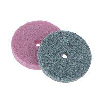 10 Pcs Mini Drill Grinding Wheel Buffing Polishing Pad Abrasive Disc For Bench Grinder
