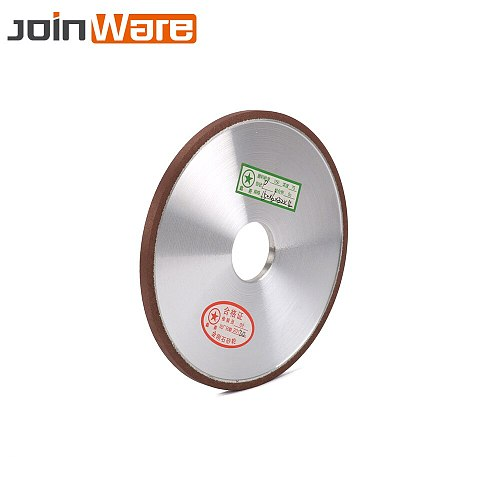 150mm Diamond Grinding Wheel Grinder Disc 150 Grit for Mill Sharpening Tungsten Steel Carbide Rotary Abrasive Tools
