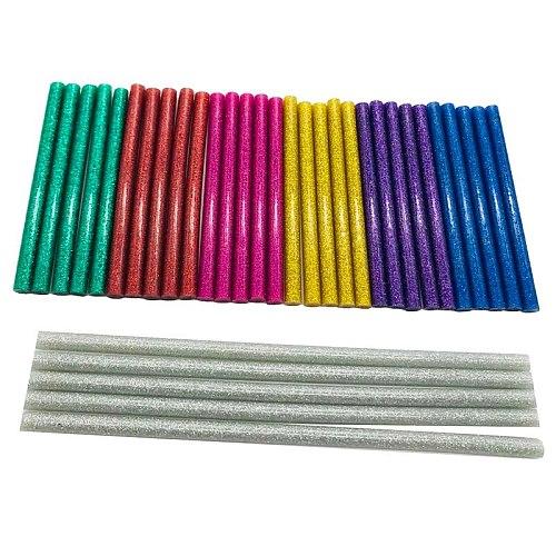 Hot Melt Glue Sticks For Electric Glue Gun Car Audio Craft Repair General Purpose Adhesive Sticks  7x100mm 7x200mm