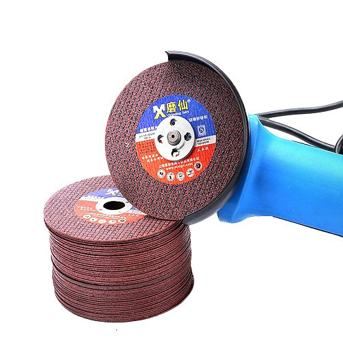 MX 107mm Metal Cutting Discs Cut Off Stainless Steel Saw Blade  Resin  Grinding Wheel Discs For Angle Grinder Cutting Wheel Tool