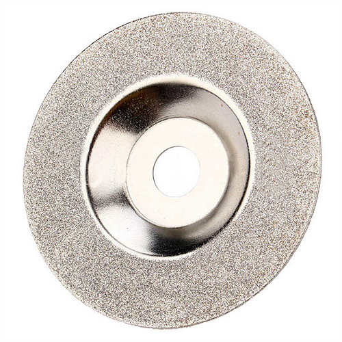 1pc 100mm 80Grit Diamond Grinding Wheel Polishing Pads Disc Grinder Cup Angle Grinder Rotary Tools Abrasive Tool Mayitr