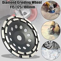 Diamond Grinding Disc Wheel Metalworking Cutting Granite Stone Grinder DIY Power Tool Abrasives Concrete Angle Mill Tool