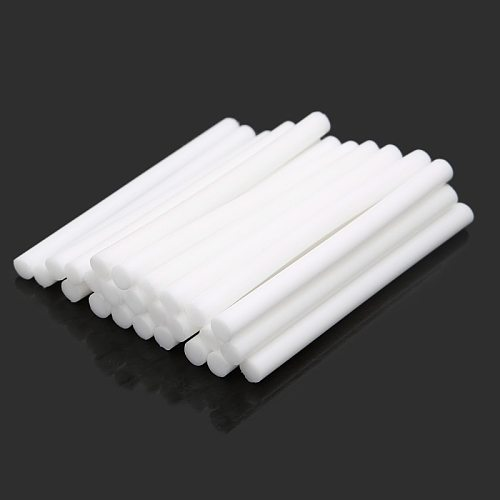 Durable 25pcs Hot Melt Glue Stick High Viscosity White 7mm For DIY Craft Toy Repair Tool