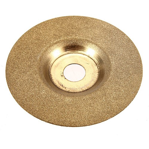 4inch Diamond Coated Grinding Wheel Disc Angle Grinder for Metal Grass Grinding Wheel Abrasive Tools 100mm*16mm