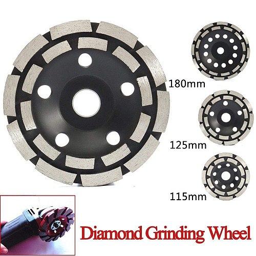 Diamond Grinding Disc Abrasives Concrete Tools Grinder Wheel Metalworking Cutting Masonry Wheels Cup Saw Blade