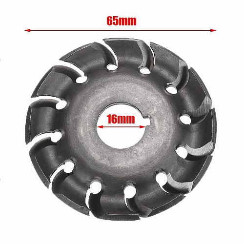 High Hardness Electric Angle Grinder Shaping Blade Wood Carving Disc Cutting Grinding Wheel Power Tools