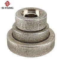 50/60/80mm Diamond Grinding Wheel Circle Grinder Stone Sharpener Angle Cutting Wheel Rotary Tool