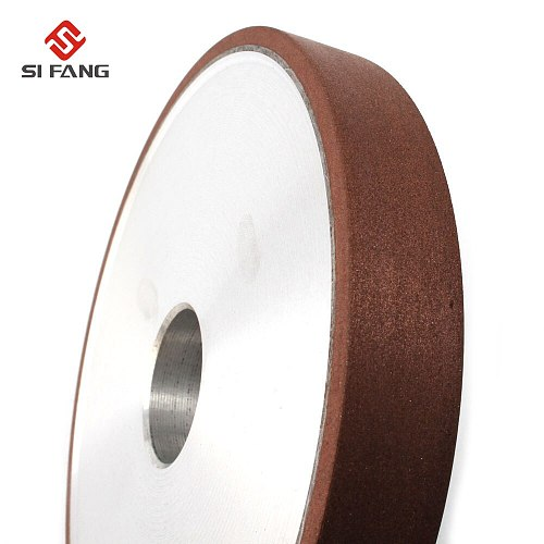 200mm diamond disc sharpening 150/180 Grits Flat Resin Bond  Grinding Wheels Power Tool For Carbide Abrasive Tools 200*20*32*4mm