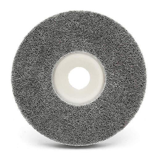 Hot Sale 5pcs 4 Inch Fiber Polishing Sanding Discs Set 100mm Metal Wood Buffing Wheel Pads