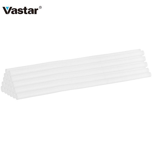 Vastar 10/20Pcs/Lot 7mm x100/ 200mm Hot Melt Glue Sticks For Hot Glue Gun Craft Album Repair Tools For Alloy Accessories