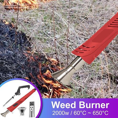 2000W Electric Lawnmower Weeder Power Tool Electric Weed Burner