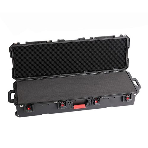 1140x365x225mm long case plastic toolbox sealed waterproof safety equipment case portable tool box Dry Box outdoor equipment