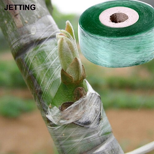 2CM x 100M / 1 Roll Grafting Tape Fruit Tree Secateurs Engraft Branch Gardening bind belt PVC tie Tape Garden Tools