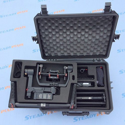 waterproof  DJI ronin m protective case High quality impact resistant protective case custom EVA lining