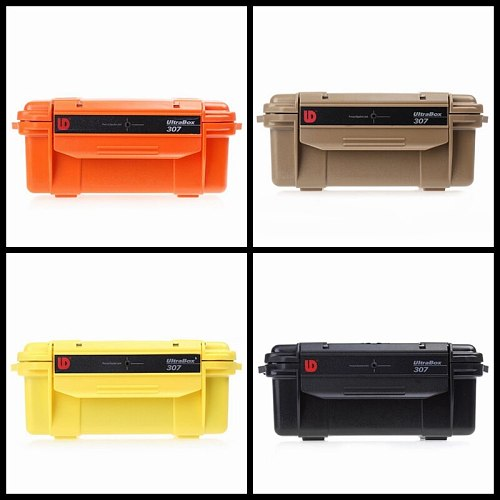 New Outdoor Shockproof Waterproof Boxes Survival Airtight Case Holder Storage  Tools Travel Sealed Containers