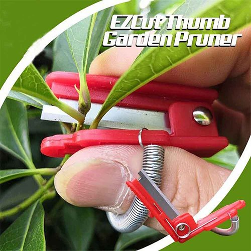 Safe Durable Thumb Fruit Picking Device Home Finger Protector Cutting Tool Flexible Portable Rings Multifunctional Garden Pruner