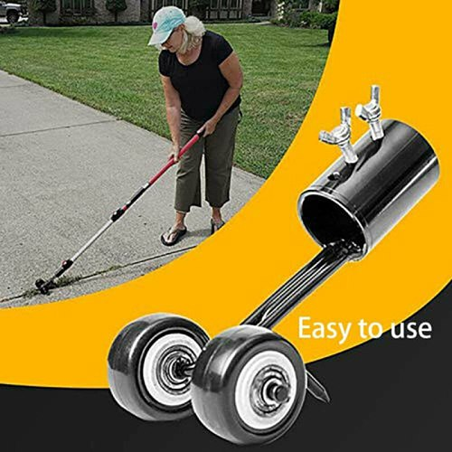 Weeds Snatcher Weeding Hook Weed No Bending Down Lawn Remover Edger Tool Garden Portable Grass Trimming Machine Brush Cutter