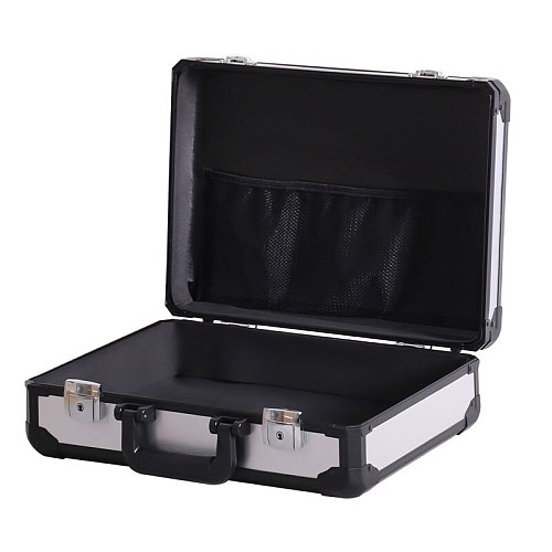 toolbox portable safety protective equipment box Aluminum alloy Anti-fall Impact resistance outdoor box File box Instrument case