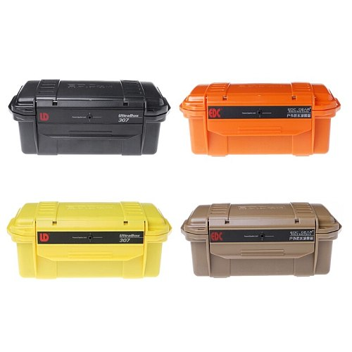 Outdoor Shockproof Waterproof Box Airtight Case Storage Tools Sealed Containers