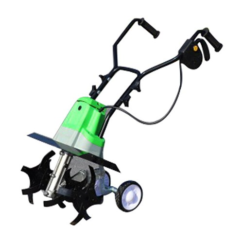 1PC Multi-function Electric Rotary Tiller Ripper Machine Micro Tillage Weeding Loose Soil Machine Cultivated Land Scarifier 220V