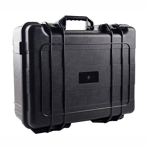 Waterproof Protective safety case Toolbox Equipment suitcase Impact resistant Instrument plastic Tool case with pre-cut foam