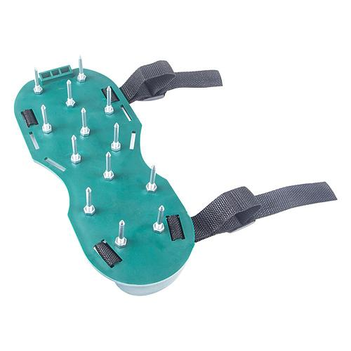 Loose Soil Spike Shoes Land Ripper Garden Tools Spikes Lawn Aerator Shoes Walking Revitalizing Tool Lawn Cultivator Portable