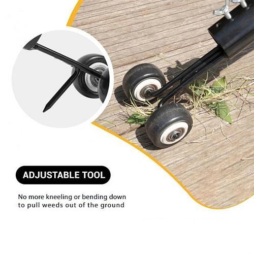 Weeds Snatcher Lawn Mower Weeding Head Steel Garden Weed Razors Lawn Mower Trimming Machine Garden Hand Tools