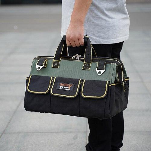 Waterproof Travel Bags Men Crossbody Bag Tool Bags Large Capacity Bag for Tools Hardware