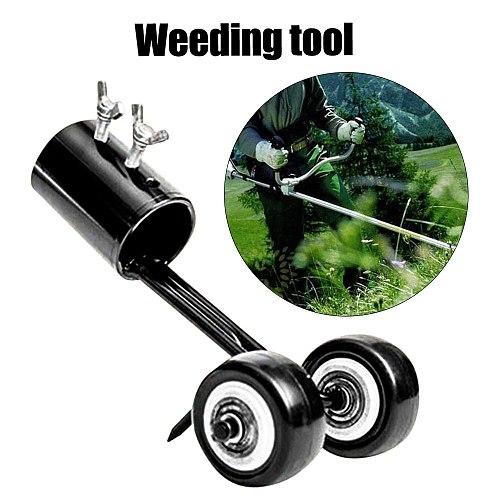 Garden Weed Snatcher Lawn Mower Weeding Head Steel Weed Remover Weeding Tool Hand Weeder Gardening Tools Grass Trimming Machine