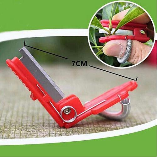 Vegetable Thump Knife Separator Vegetable Fruit Harvesting Picking Tool for Farm Garden Orchard #40