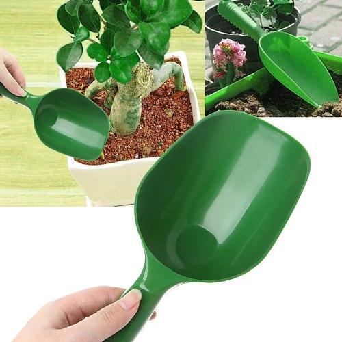 Garden Scoop Multi-function Soil Plastic Shovel Spoons Digging Tool Cultivation Au22 19 Dropship