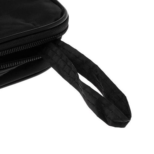 Multimeter Storage Colth Bag Durable Waterproof Shockproof Soft Case Tools Bag Black Color