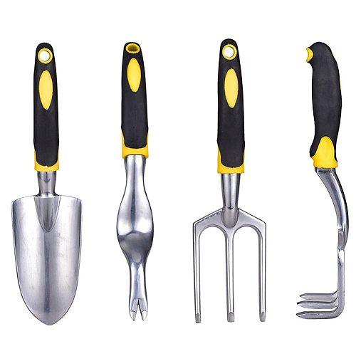 Garden Digging Tools Planting Weeding Tools Steel Hand Weeding Fork Transplanting Manual Removing Taproot For Homegrown
