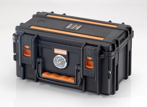 Waterproof Tool Case Moistureproof Case Photographic Equipment Drying Oven Safety Box Lens Storage Box With Pre-cut Sponge