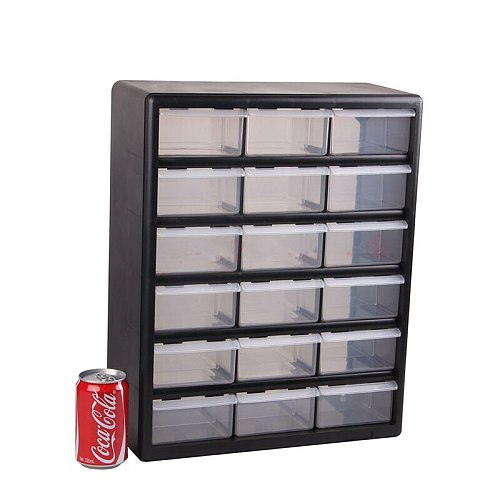 Tool Case Classification of Ark Multi-Grid Drawer Type Component Toolbox Screw Storage