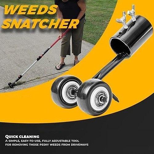 Weeds Snatcher Lawn Mower Weeding Head Steel Garden Weed Razors Lawn Mower Garden Grass Trimming Machine Brush Cutter