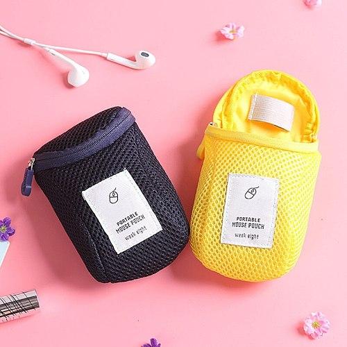 Portable Digital Gadget Devices Storage Bag USB Cable Earphone Pen Organizer Case Dropshipping