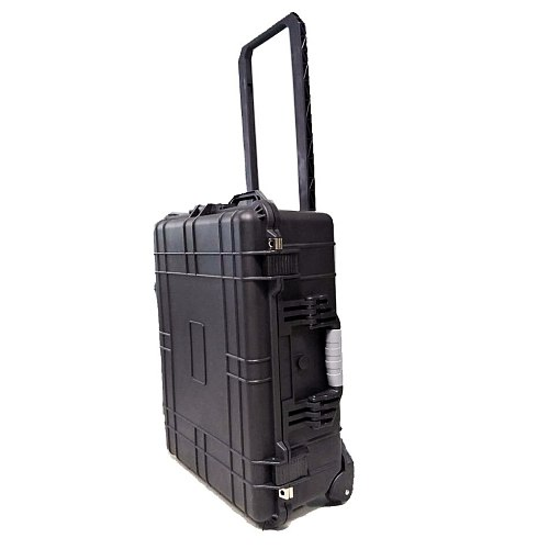 Protective safety Toolbox Equipment suitcase Impact resistant Instrument plastic Tool case Shockproof camera box with foam